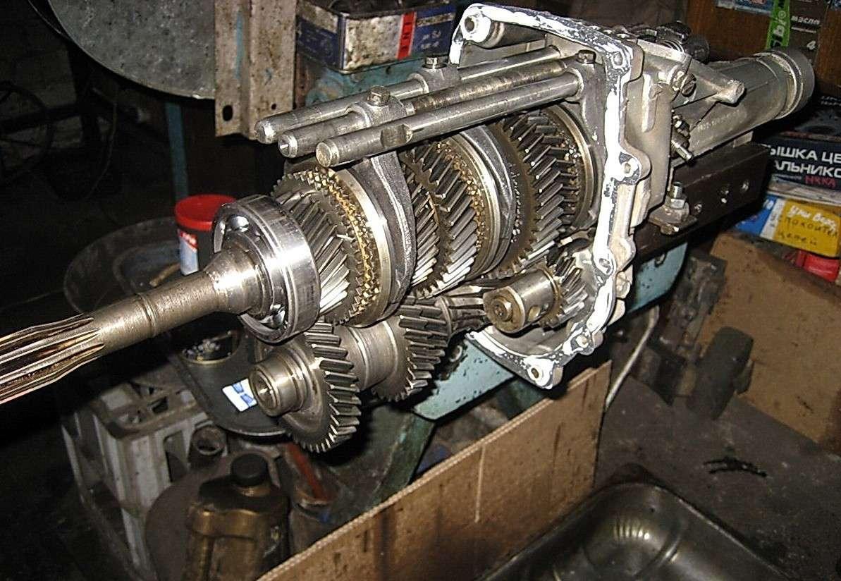 Бизнес на ремонте коробок передач