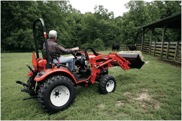 Что такое гидростатическая трансмиссия, применяемая на мини тракторах