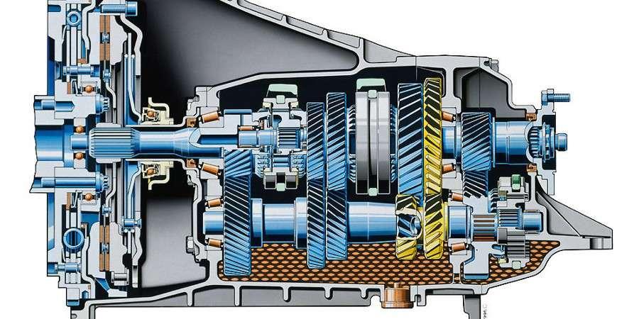 Что такое механическая коробка переключения передач