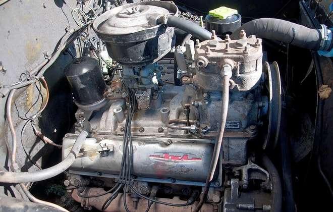 Двигатель зил-131: 645, технические характеристики, объем, масла, где находится номер — Спецтехника Инфо