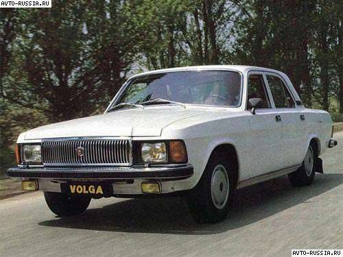 ГАЗ-3102 — технические характеристики, обзор, фото видео Волга-3102