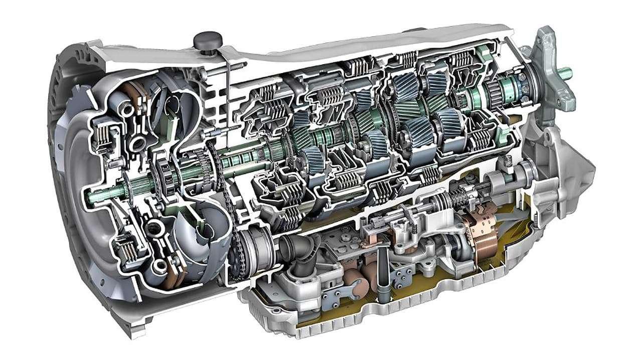 Гидромеханическая трансмиссия – что это такое