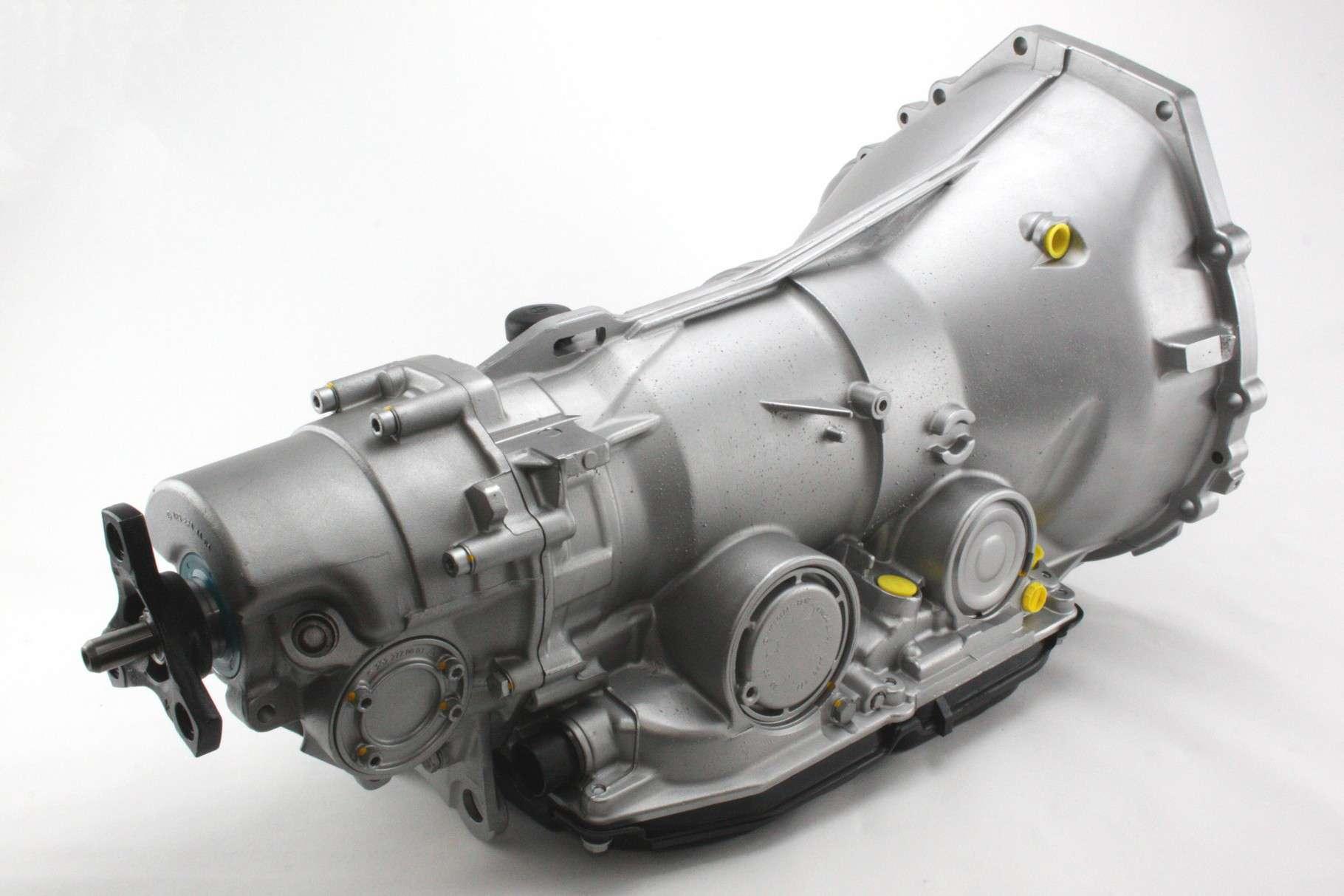 История и проблемы автоматических коробок передач автомобилей Mercedes-Benz