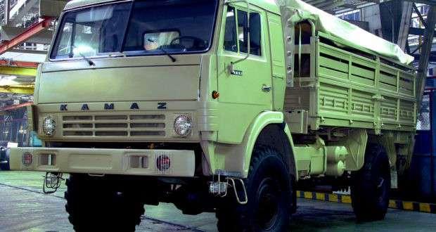 КамАЗ-4326 технические характеристики, двигатель и расход топлива, схема и отзывы