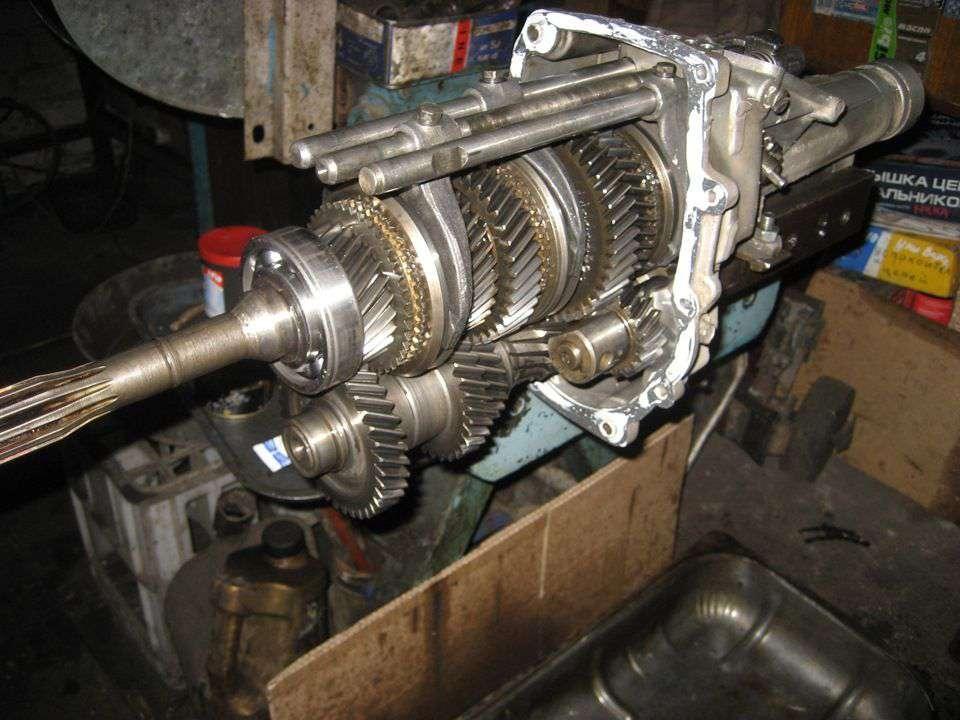 Коробка передач «газель»: ремонт, устройство и особенности — Автосервис