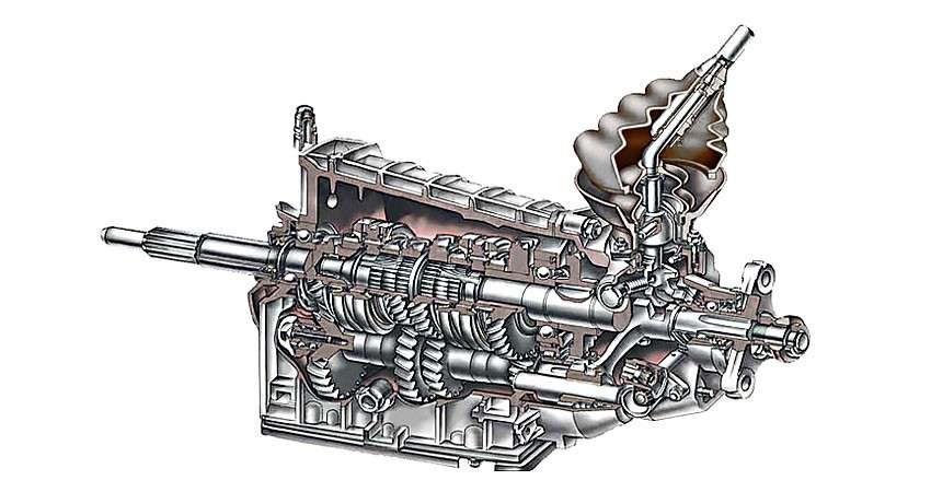 Коробка ВАЗ 2121 — четырехступенчатая механическая кпп Нива |