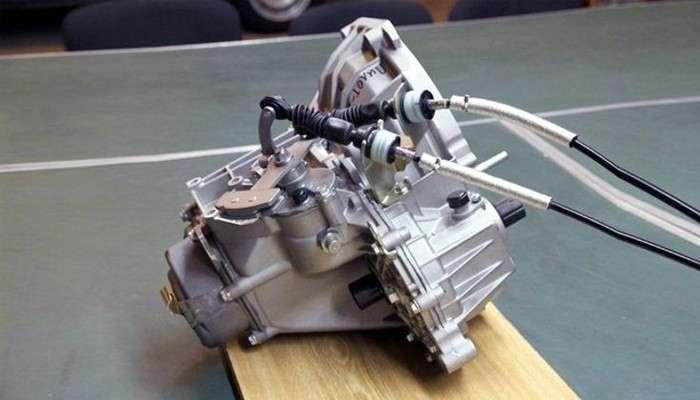 КПП Калина: устройство механической и автоматической коробки