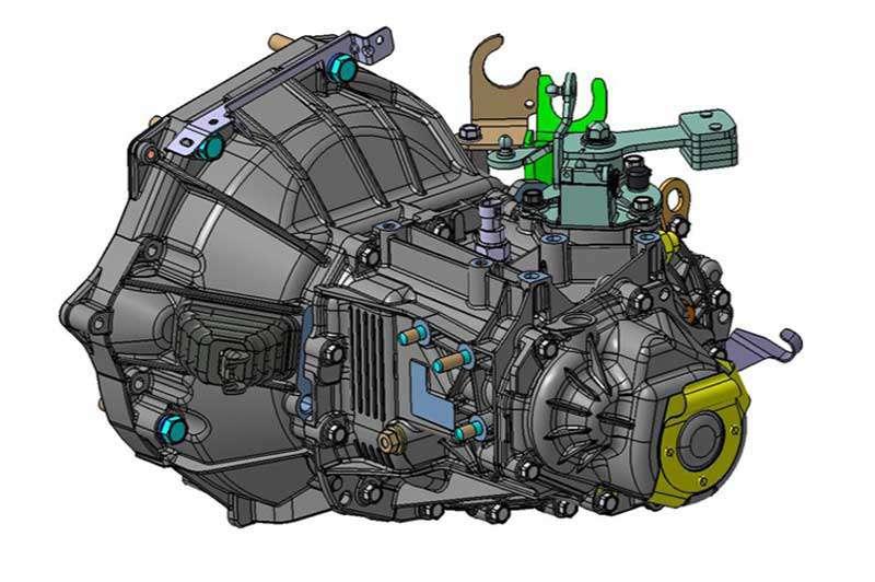 КПП ВАЗ 2190 — пятиступенчатая механическая коробка Лада Гранта  
