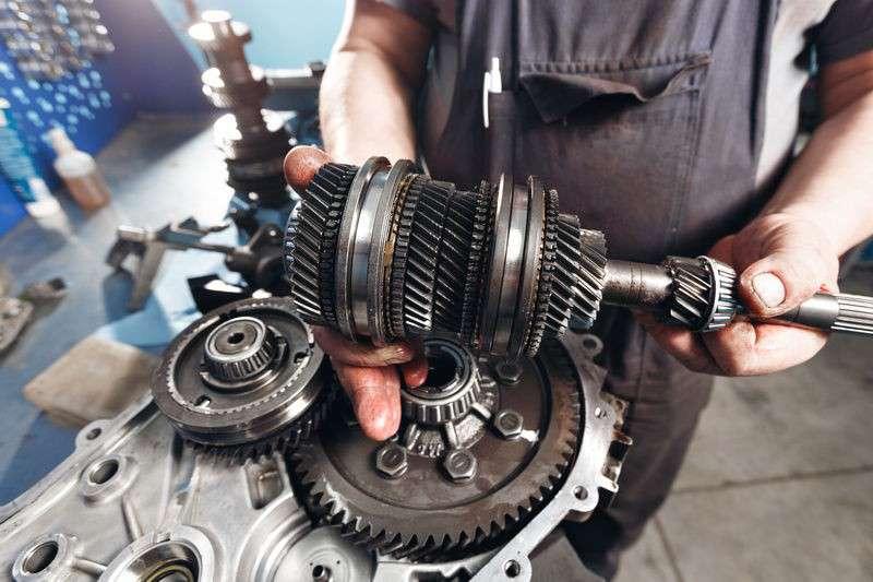 Ремонт механических коробок передач (МКПП)