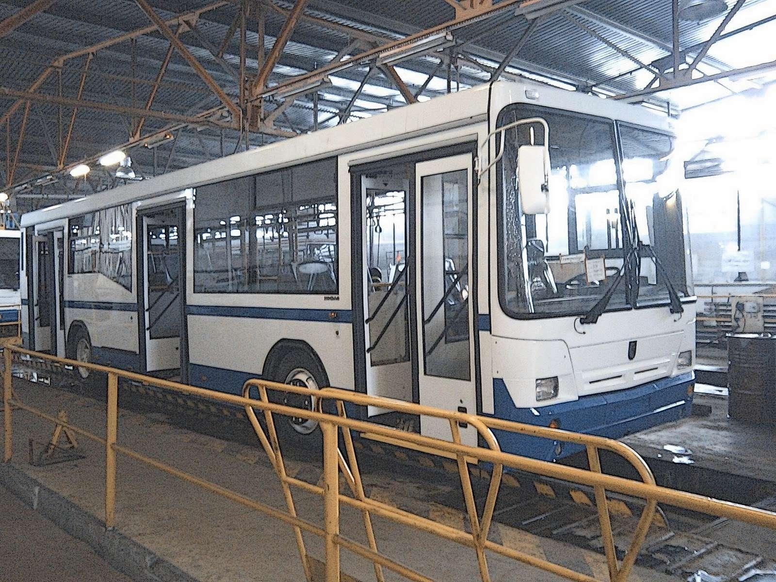 Руководство по эксплуатации автобусов нефаз