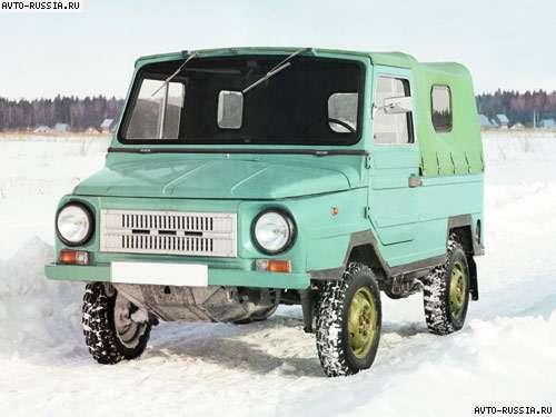 Технические характеристики автомобилей луаз 969
