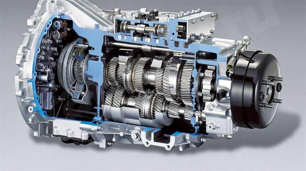 То и ремонт агрегатов трансмиссии
