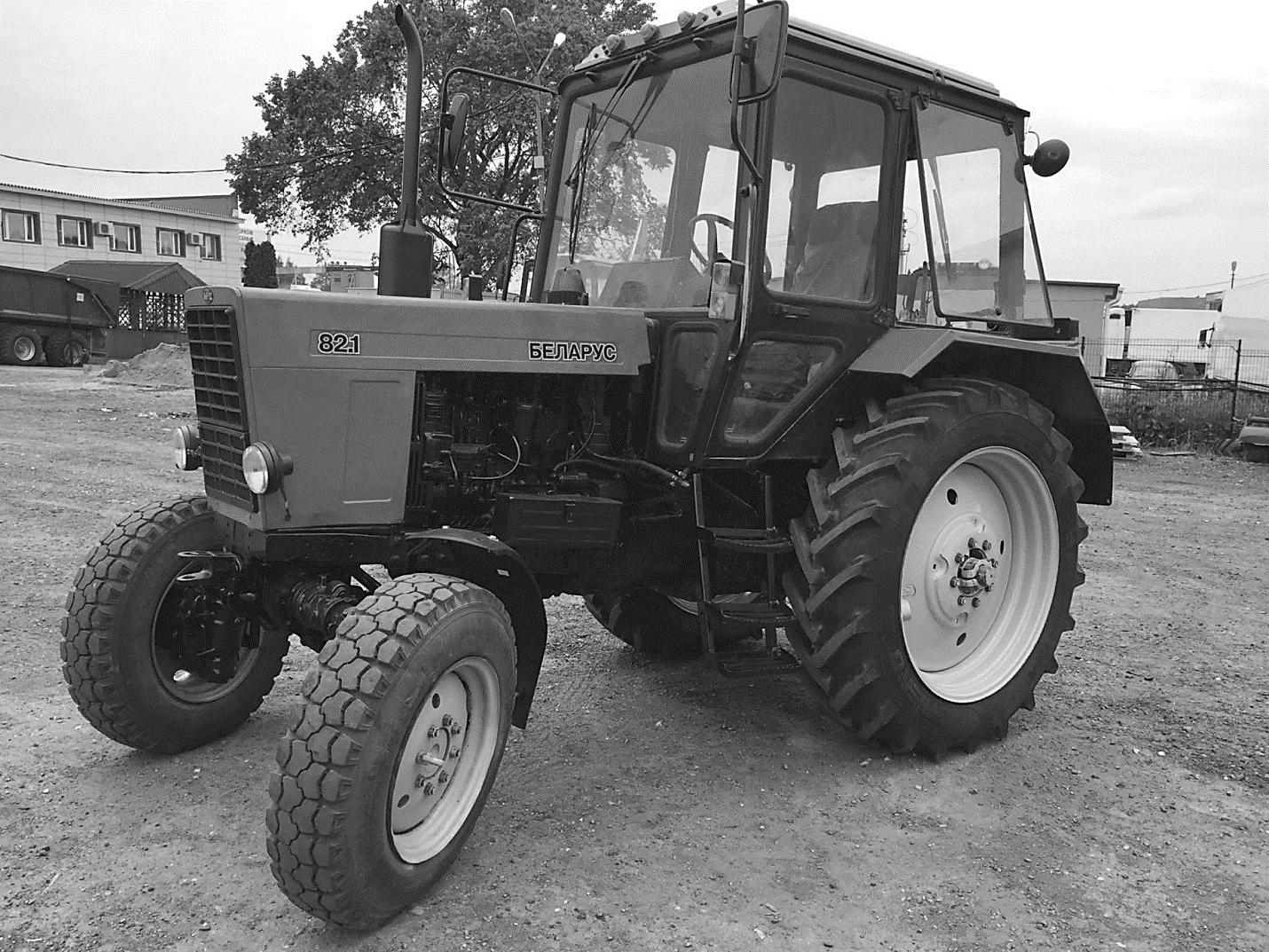 Трансмиссия и колеса трактора — конструктивные особенности