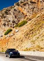 Управление автомобилем в горных условиях