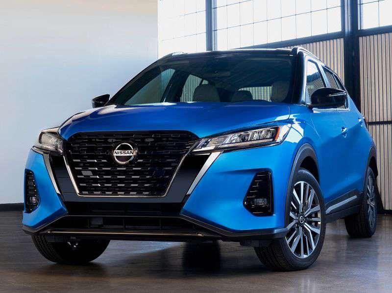 Nissan Kicks 2021 года новая модель, фото, цена, характеристики, дата выхода в России