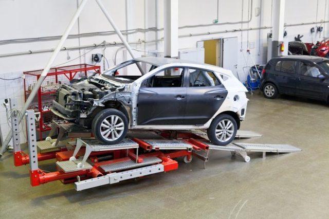 Как поменять кузов автомобиля: можно ли заменить и как оформить замену? Автомастер