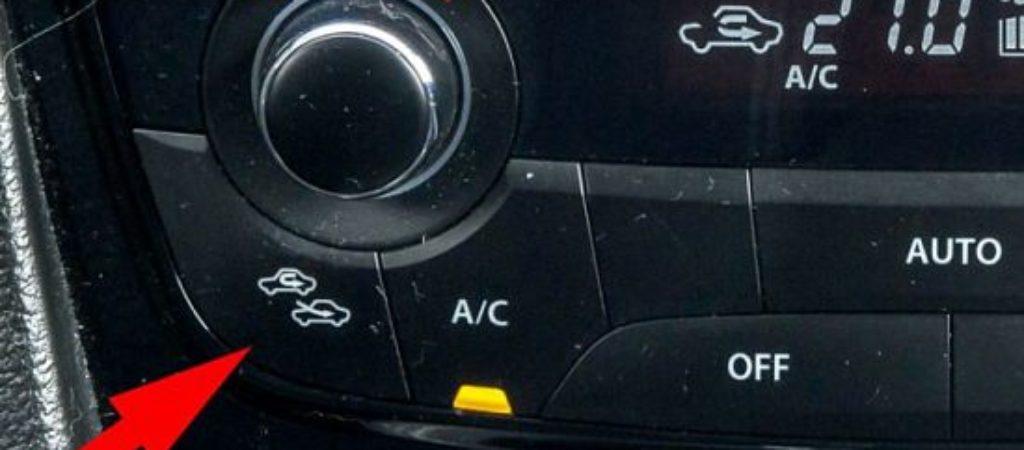 Рециркуляция воздуха в автомобиле: для чего нужна и как работает