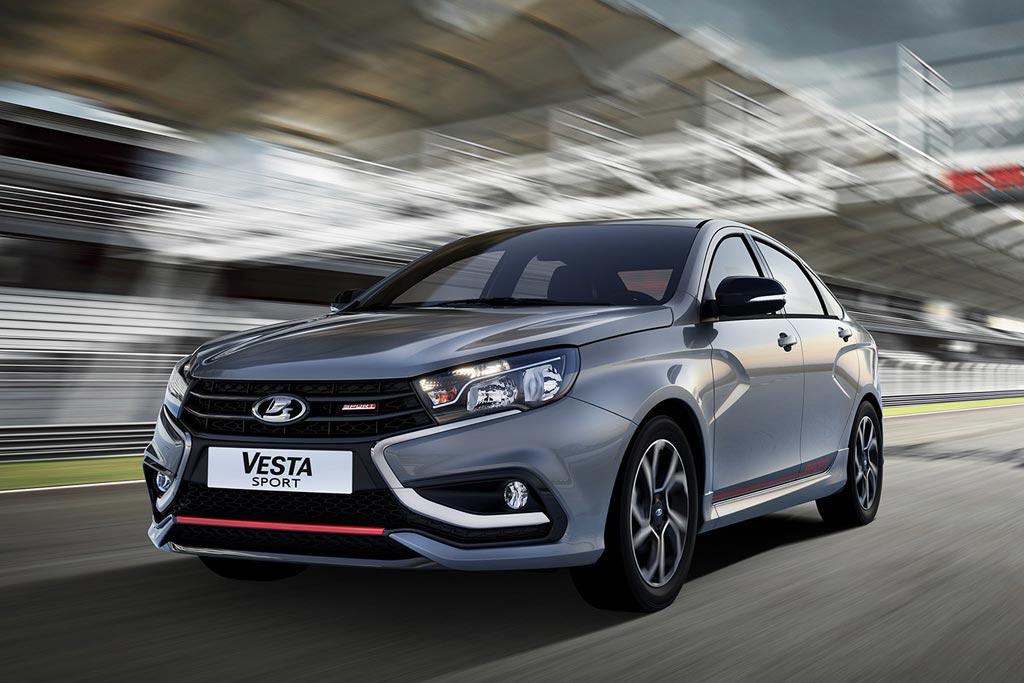 Lada Vesta Sport 2021 года новая модель, фото, цена, характеристики, дата выхода в России
