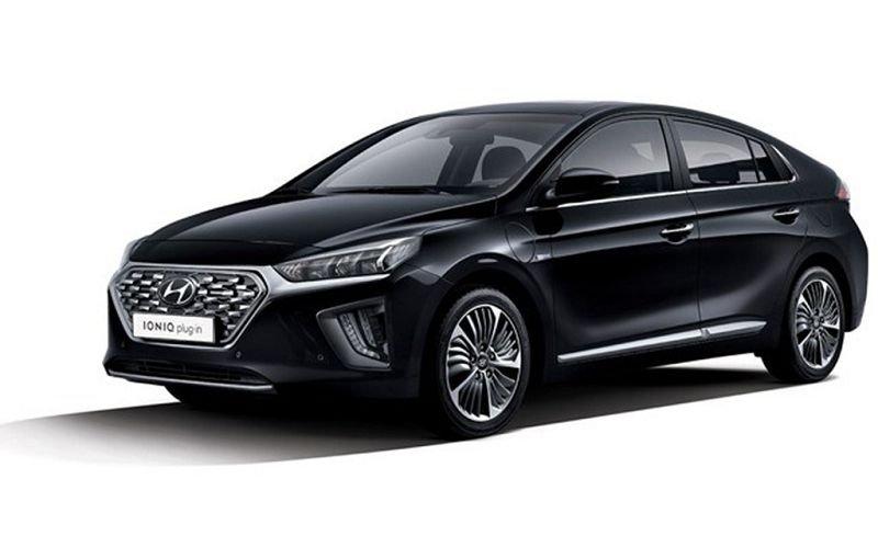 Обзор Hyundai Ioniq 2019 – нового гибридного Ионика