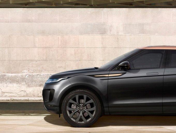 Range Rover Evoque Bronze Collection и Discovery Sport Urban Edition доступны для заказа