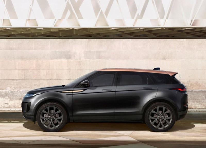 Range Rover Evoque Bronze Collection появится в России
