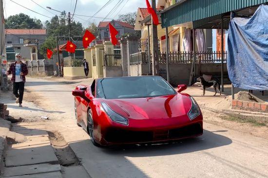 Вьетнамский Ferrari за 1000 долларов видео