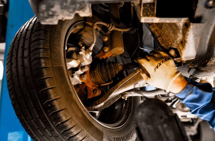 Диагностика и ремонт ходовой части