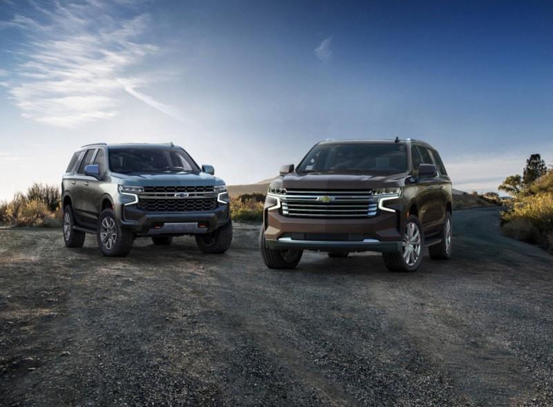 Новый Chevrolet Tahoe: в России от 6.249.000 руб.