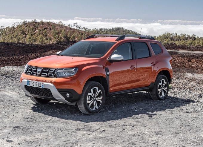 Обновлённый Renault/Dacia Duster представили официально