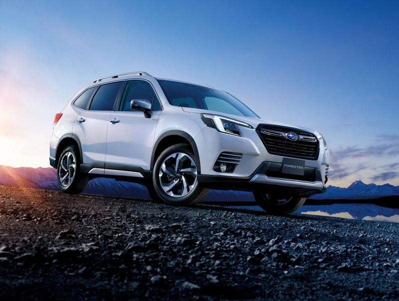 Обновлённый Subaru Forester 2022 представлен официально