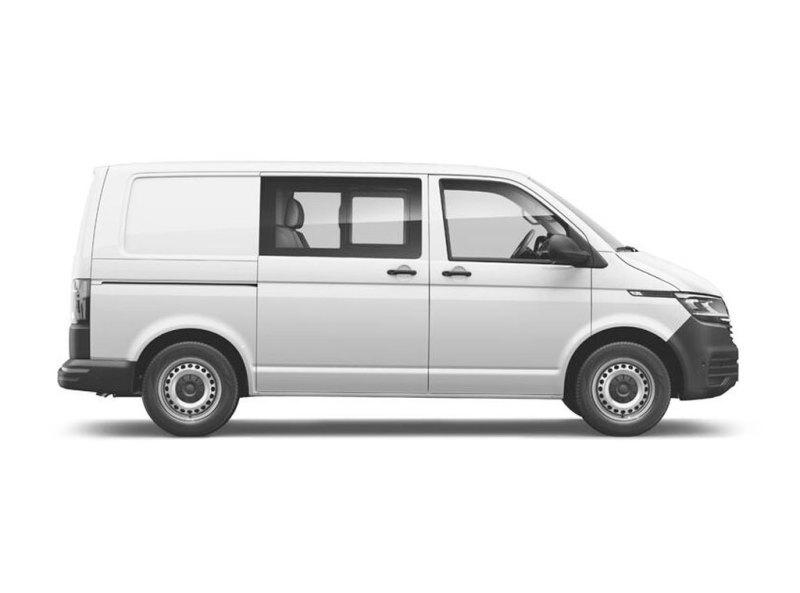 Volkswagen Transporter Kasten DoKa: в России от 3.388.100 руб.