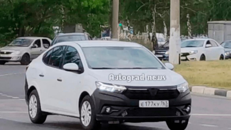 Новый Renault Logan собрали в Тольятти