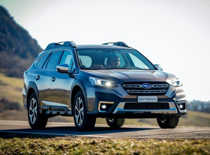 Новый Subaru Outback готов к премьере в России
