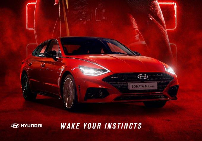 Тизер Hyundai Sonata N Line показали в кино