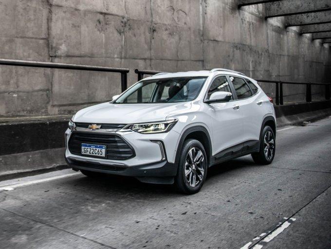 Производство Chevrolet Tracker для России поможет запустить Бу Андерссон
