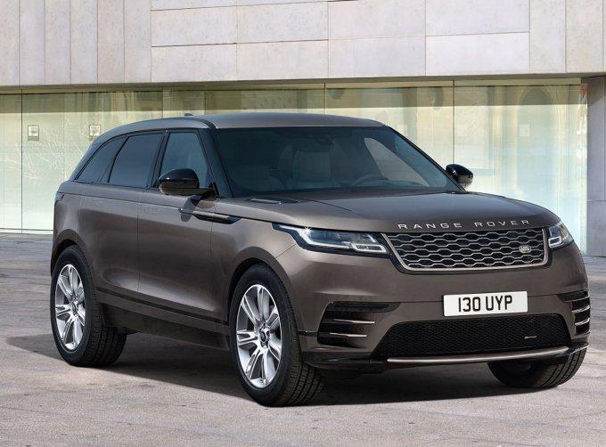 Range Rover Velar 2022 модельного года получил обновления