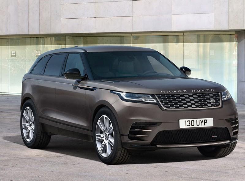 Range Rover Velar 2022 модельного года: в России от 4.817.000 руб.