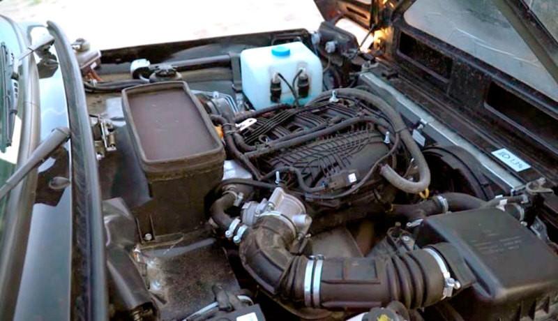 «Классическая» Lada Niva Legend получит более мощный двигатель