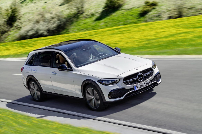 Внедорожный Mercedes-Benz C-Class All-Terrain представлен официально