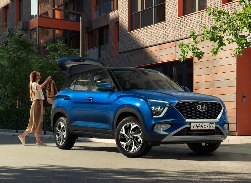 Hyundai Creta российской сборки получила более современный мотор