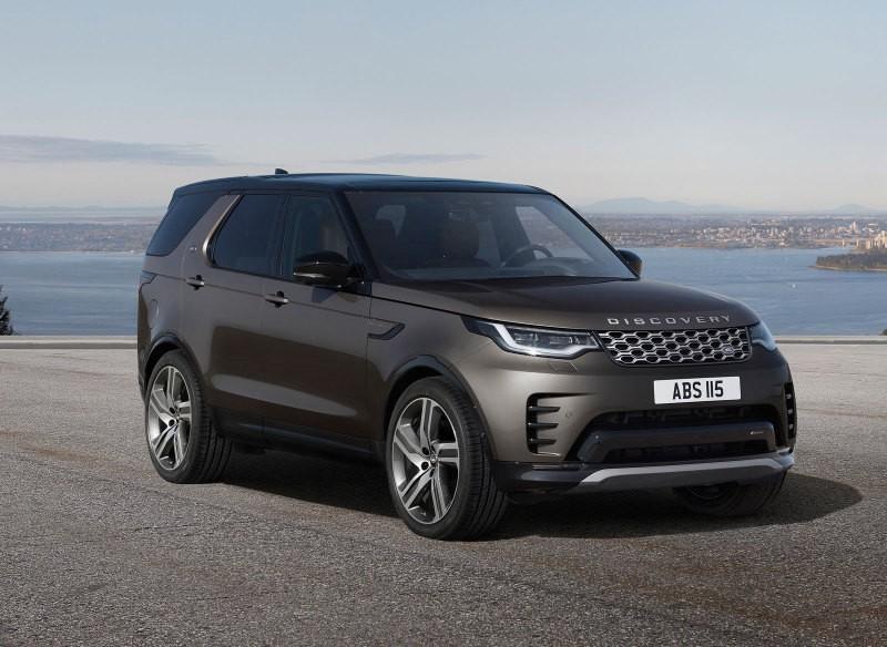 Land Rover Discovery Metropolitan появился в России