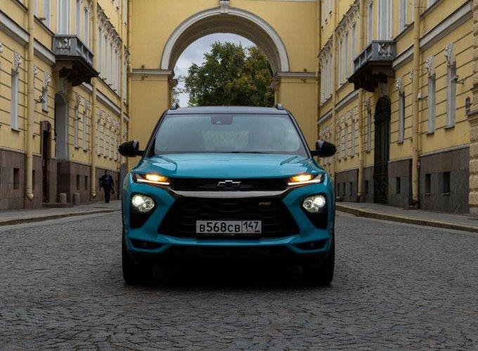 Новый Chevrolet Trailblazer получили первые российские покупатели