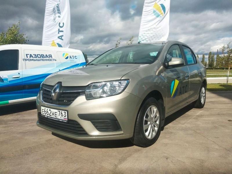 Renault Logan получит экономичную версию